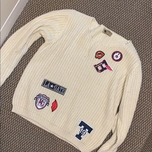 original LF sweater